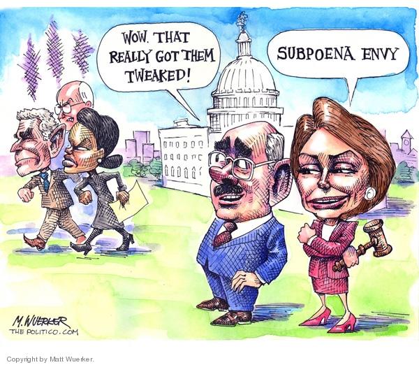 Cartoonist Matt Wuerker  Matt Wuerker's Editorial Cartoons 2007-04-30 Secretary of State