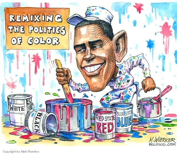 Matt Wuerker  Matt Wuerker's Editorial Cartoons 2007-05-15 racism