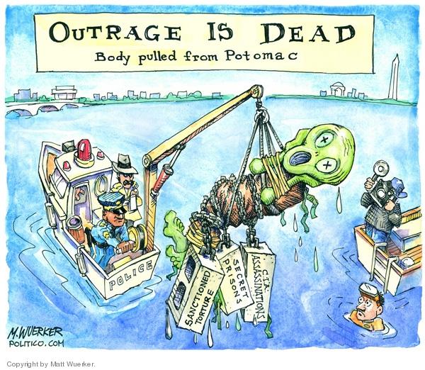 Cartoonist Matt Wuerker  Matt Wuerker's Editorial Cartoons 2007-06-27 CIA