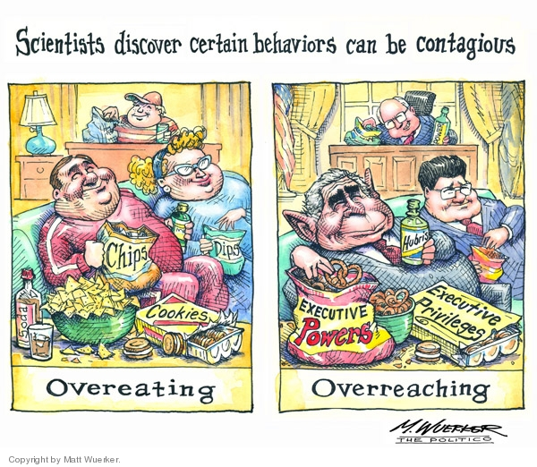 Cartoonist Matt Wuerker  Matt Wuerker's Editorial Cartoons 2007-07-31 behavior