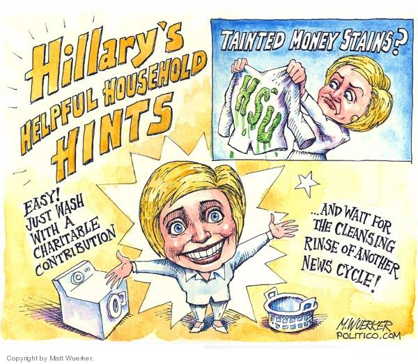 Cartoonist Matt Wuerker  Matt Wuerker's Editorial Cartoons 2007-09-05 charity