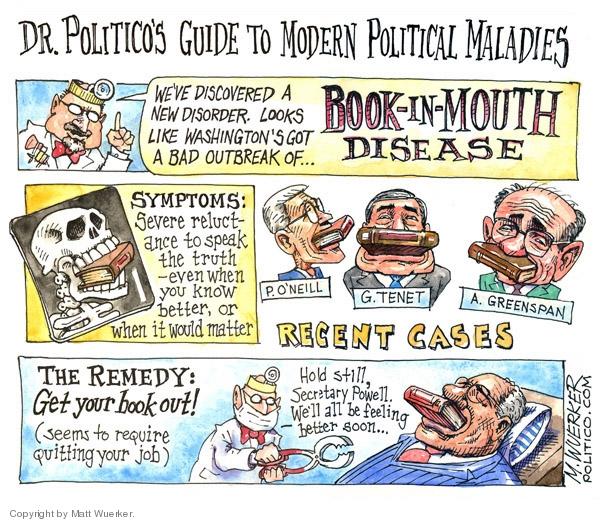 Cartoonist Matt Wuerker  Matt Wuerker's Editorial Cartoons 2007-09-19 State Department