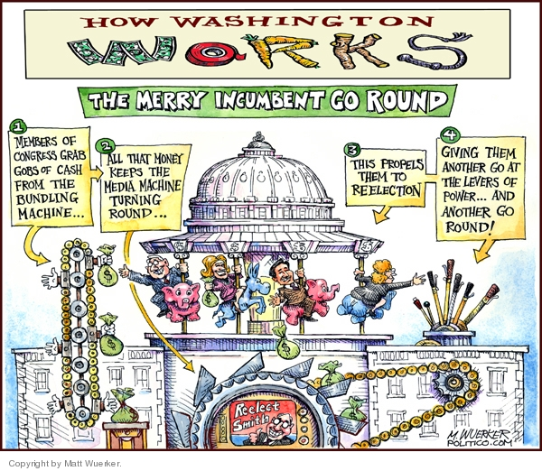 Matt Wuerker  Matt Wuerker's Editorial Cartoons 2007-12-18 interest