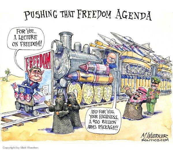 Matt Wuerker  Matt Wuerker's Editorial Cartoons 2008-01-17 Bill of Rights