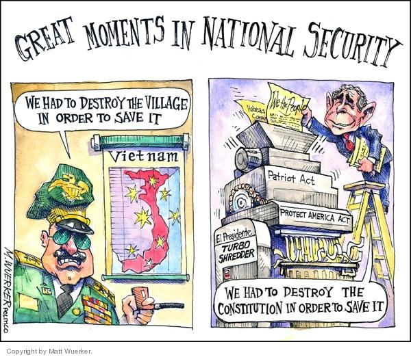 Matt Wuerker  Matt Wuerker's Editorial Cartoons 2008-02-21 Constitution