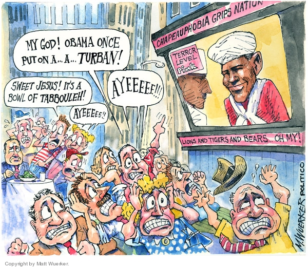 Cartoonist Matt Wuerker  Matt Wuerker's Editorial Cartoons 2008-02-29 God