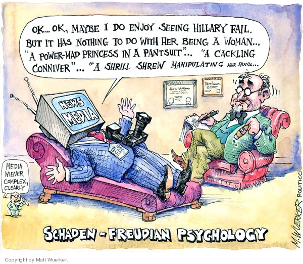Matt Wuerker  Matt Wuerker's Editorial Cartoons 2008-03-04 news