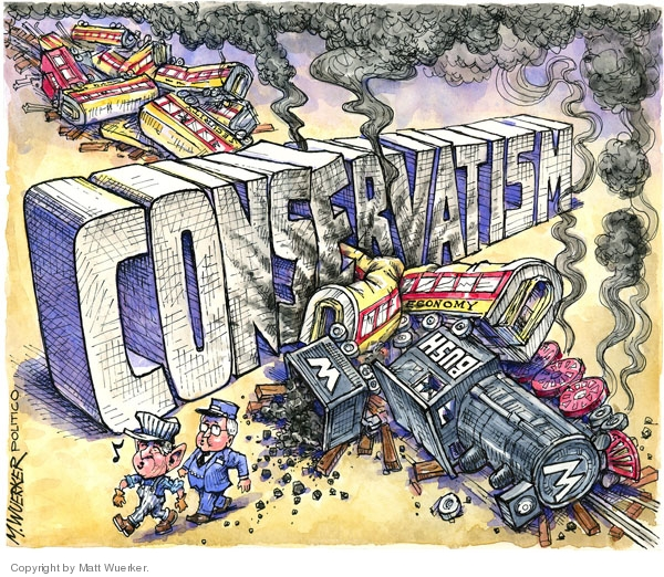 Cartoonist Matt Wuerker  Matt Wuerker's Editorial Cartoons 2008-05-15 government