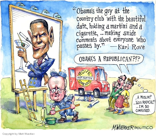 Cartoonist Matt Wuerker  Matt Wuerker's Editorial Cartoons 2008-06-26 hold