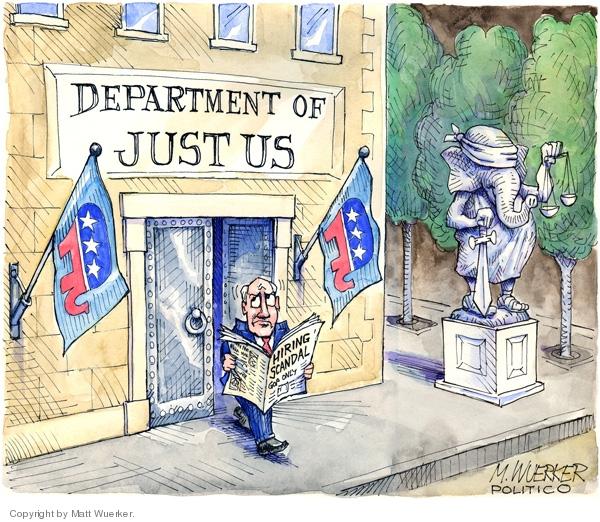 Cartoonist Matt Wuerker  Matt Wuerker's Editorial Cartoons 2008-07-01 fire department