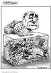 Matt Wuerker  Matt Wuerker's Editorial Cartoons 2000-11-15 2000 election