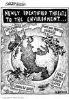 Matt Wuerker  Matt Wuerker's Editorial Cartoons 2001-04-16 foot