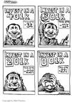 Cartoonist Matt Wuerker  Matt Wuerker's Editorial Cartoons 2002-06-03 401k