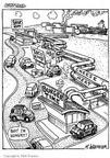 Cartoonist Matt Wuerker  Matt Wuerker's Editorial Cartoons 2002-07-01 cheese