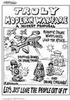 Matt Wuerker  Matt Wuerker's Editorial Cartoons 2002-09-02 military
