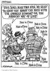 Cartoonist Matt Wuerker  Matt Wuerker's Editorial Cartoons 2002-09-09 sport