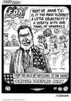 Matt Wuerker  Matt Wuerker's Editorial Cartoons 2002-12-02 Fox News anchor