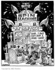 Cartoonist Matt Wuerker  Matt Wuerker's Editorial Cartoons 2004-07-29 2001