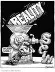 Cartoonist Matt Wuerker  Matt Wuerker's Editorial Cartoons 2004-10-08 2004 election