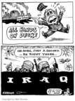 Cartoonist Matt Wuerker  Matt Wuerker's Editorial Cartoons 2005-09-02 hurricane