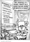 Cartoonist Matt Wuerker  Matt Wuerker's Editorial Cartoons 2005-10-12 2001