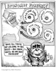 Cartoonist Matt Wuerker  Matt Wuerker's Editorial Cartoons 2005-10-31 hurricane