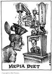 Cartoonist Matt Wuerker  Matt Wuerker's Editorial Cartoons 2002-00-00 television cartoon