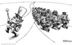 Cartoonist Matt Wuerker  Matt Wuerker's Editorial Cartoons 2006-05-31 2006