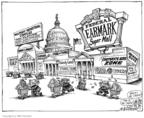 Cartoonist Matt Wuerker  Matt Wuerker's Editorial Cartoons 2006-08-29 jet