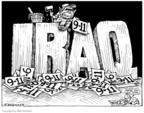 Cartoonist Matt Wuerker  Matt Wuerker's Editorial Cartoons 2006-09-06 2001