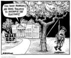 Cartoonist Matt Wuerker  Matt Wuerker's Editorial Cartoons 2006-11-07 2006