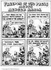 Cartoonist Matt Wuerker  Matt Wuerker's Editorial Cartoons 2002-00-00 business media