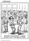 Cartoonist Matt Wuerker  Matt Wuerker's Editorial Cartoons 2003-01-21 company