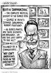 Cartoonist Matt Wuerker  Matt Wuerker's Editorial Cartoons 2002-03-18 2000