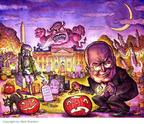 Cartoonist Matt Wuerker  Matt Wuerker's Editorial Cartoons 2004-10-22 carry