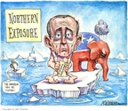 Cartoonist Matt Wuerker  Matt Wuerker's Editorial Cartoons 2008-07-31 false