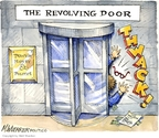 Cartoonist Matt Wuerker  Matt Wuerker's Editorial Cartoons 2009-02-05 catch