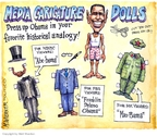Cartoonist Matt Wuerker  Matt Wuerker's Editorial Cartoons 2009-02-11 fox