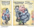 Cartoonist Matt Wuerker  Matt Wuerker's Editorial Cartoons 2009-03-18 Tim