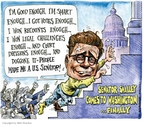 Cartoonist Matt Wuerker  Matt Wuerker's Editorial Cartoons 2009-07-08 recount