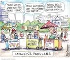 Cartoonist Matt Wuerker  Matt Wuerker's Editorial Cartoons 2009-07-13 newspaper