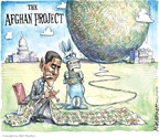 Cartoonist Matt Wuerker  Matt Wuerker's Editorial Cartoons 2009-09-17 which