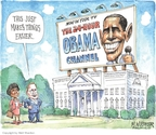 Cartoonist Matt Wuerker  Matt Wuerker's Editorial Cartoons 2009-09-24 24-hour news