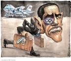 Cartoonist Matt Wuerker  Matt Wuerker's Editorial Cartoons 2009-10-05 2016 Olympics