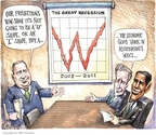 Cartoonist Matt Wuerker  Matt Wuerker's Editorial Cartoons 2009-10-14 Tim