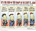 Cartoonist Matt Wuerker  Matt Wuerker's Editorial Cartoons 2009-11-12 park