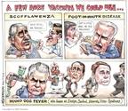 Matt Wuerker  Matt Wuerker's Editorial Cartoons 2009-11-16 foot