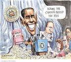 Cartoonist Matt Wuerker  Matt Wuerker's Editorial Cartoons 2010-02-02 2011
