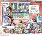 Matt Wuerker  Matt Wuerker's Editorial Cartoons 2010-02-03 1980s