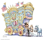 Cartoonist Matt Wuerker  Matt Wuerker's Editorial Cartoons 2010-02-05 Obama climate change
